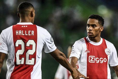 Skuad Ajax Amsterdam untuk Liga Champions 2021-2022
