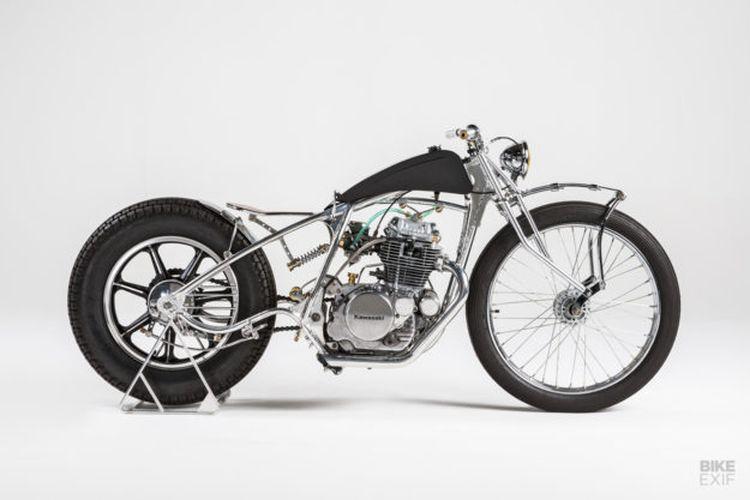 Kawasaki KZ250 Bobber