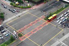 Yellow Box Junction Lebih Penting Ketimbang Marka Lain di Persimpangan