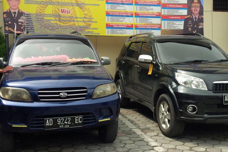 Oknum Kades Ditangkap Polisi Diduga Terlibat Penipuan Jual Beli Mobil