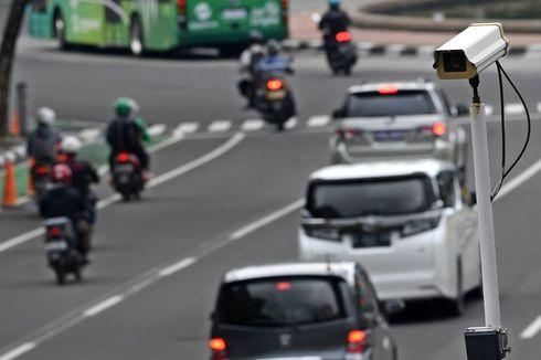 Pemasangan 45 Kamera ETLE Jakarta Tak Terkendala Virus Corona