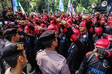 Hari Ini, Sekitar 30.000 Buruh Akan Berunjuk Rasa di Gedung DPR