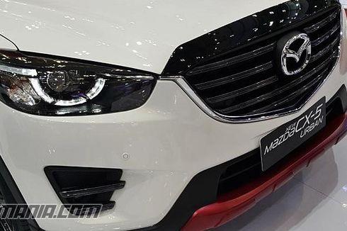 Hal Baru yang Ditawarkan Mazda di GIIAS 2015