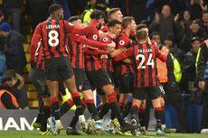 Hasil Liga Inggris, Leicester Tertahan, Bournemouth Samai Rekor Liverpool