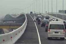 Besok, Jalan Tol Layang Jakarta-Cikampek Sudah Bisa Dilintasi Secara Gratis