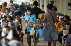 Filipina Mulai Uji Coba Penguncian Lokal Covid-19 di Ibu Kota meski Infeksi Masih TInggi