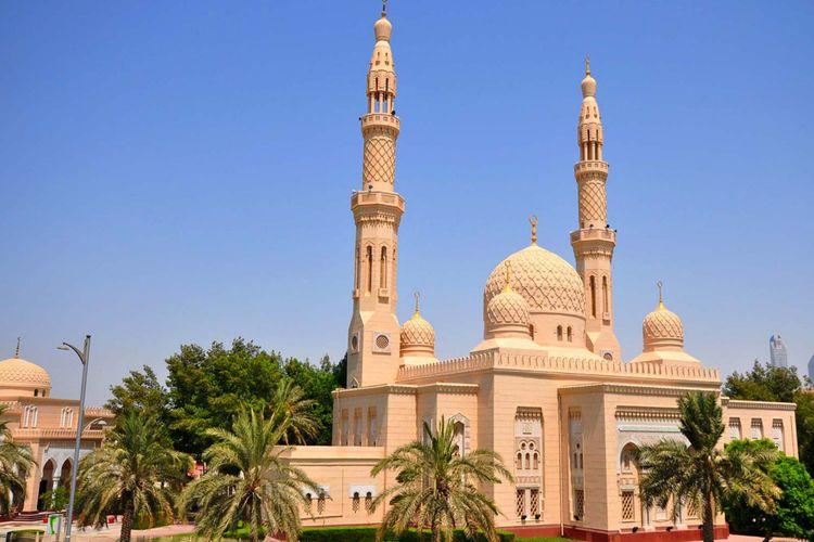 Masjid Jumeirah di Dubai