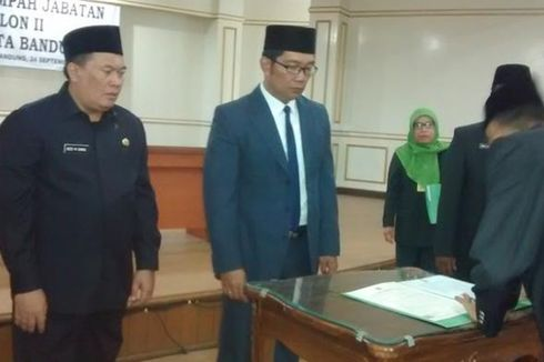 Pejabat yang Ditunjuk Ridwan Kamil Jadi Kepala Dinas Pernah Terjerat Korupsi