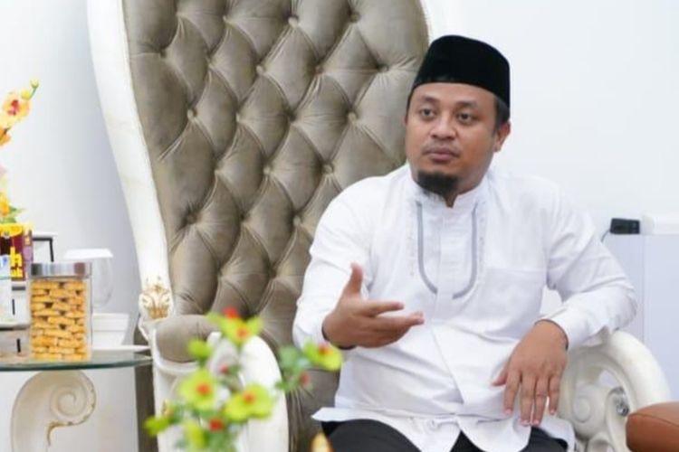 Wakil Gubernur (Wagub) Sulawesi Selatan, Andi Sudirman Sulaiman
