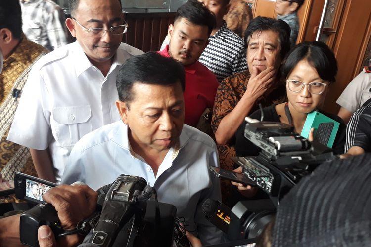 Mantan Ketua DPR, Setya Novanto di Pengadilan Tipikor Jakarta, Selasa (18/9/2018).