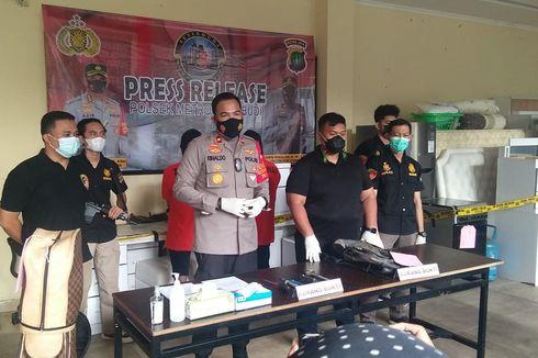 Curi Berbagai Perabotan hingga Unit Apartemen di Setiabudi Kosong, Komplotan Pencuri Ditangkap