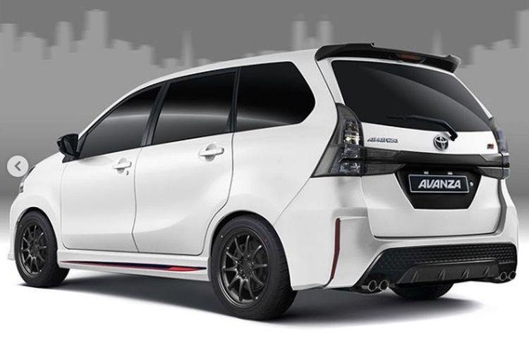 Toyota Avanza Gazoo Racing