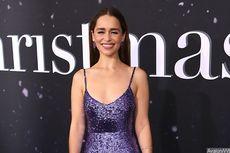 Sukses di Game of Thrones, Emilia Clarke Jadi Perempuan James Bond?