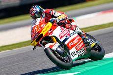 Pebalap Federal Oil Gresini Moto2 Yakin Kompetitif di Moto2 Italia
