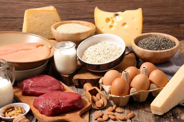 15 Makanan Tinggi Protein dan Rendah Karbohidrat Halaman all ...