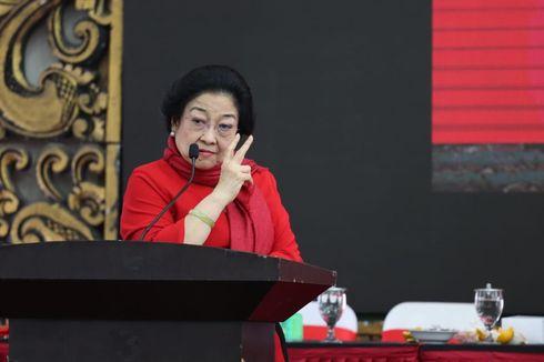 Megawati Sindir Kader yang Marah Tak Diberi Rekomendasi Maju Pilkada 2020