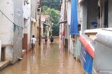 Banjir Jakarta, Masih Berpeluang Hujan Lebat 3 Hari ke Depan