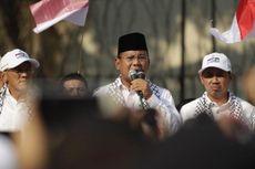 Prabowo Jadi Pembina Koalisi Merah Putih