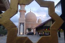Masjid Harun Keuchik Leumik di Banda Aceh, Indahnya...
