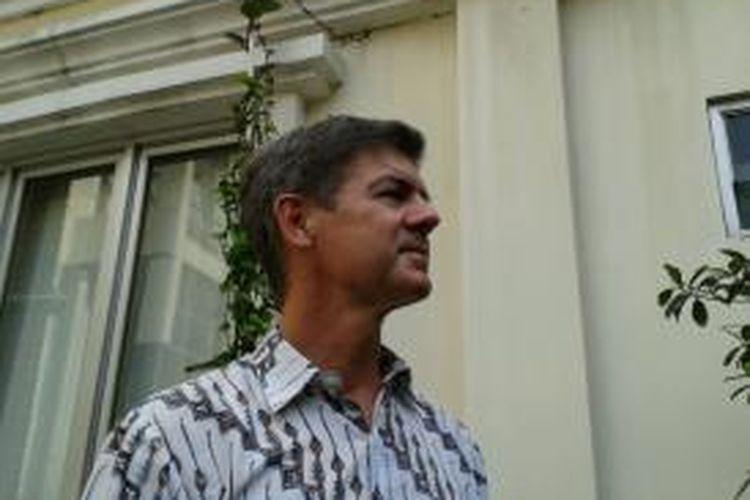 Kepala Sekolah Jakarta International School (JIS) Timothy Carr