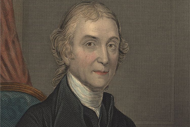 Tokoh dunia Joseph Priestley. [Perpustakaan Kedokteran Nasional, Bethesda, Maryland Via Britannica]