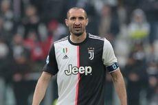 Kesetiaan Chiellini kepada Juventus Pernah Digoyahkan Real Madrid dan Man City