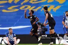 Brighton Vs Man City, The Citizens Cetak Gol Ke-15 dari Luar Kotak Penalti