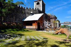 Gunung Merapi Siaga, The Lost World Castle Tetap Buka