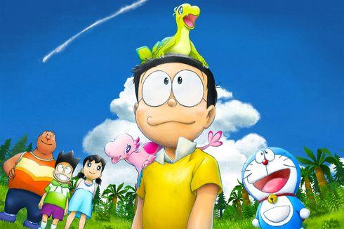 Sinopsis Nobita's New Dinosaur, Tayang 10 Maret di Bioskop