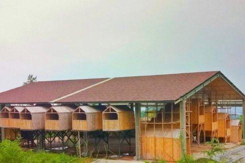 Penjelasan Arsitek Gedung Pusat Kebudayaan Subang yang Dianggap Mirip Sarang Burung