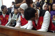 Akui Perbuatan Kejinya, Aulia Kesuma Menangis di Persidangan