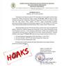 Waspada, Surat Palsu Pengangkatan CPNS Catut Kementerian PAN-RB