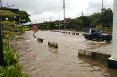 [Video] Banjir Menggenangi Kecamatan Pademangan