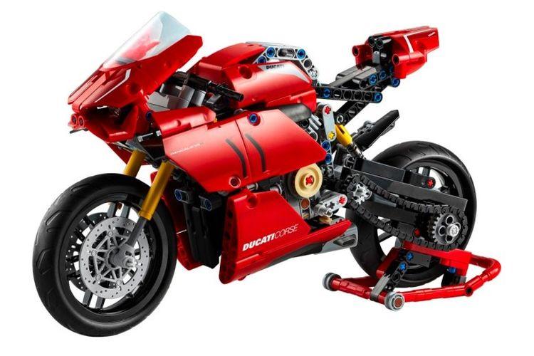 Lego Technic Panigale V4 R