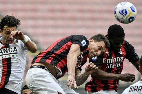 Kekecewaan Stefano Pioli di Balik Kemenangan AC Milan atas Genoa