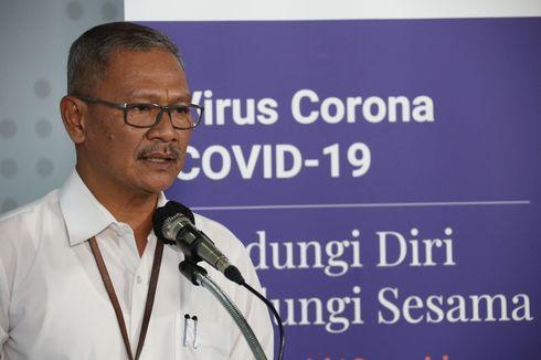 UPDATE: Ini Sebaran 9.771 Kasus Covid-19 di Indonesia, 4.092 di Jakarta