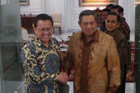 Ikut Konvensi Demokrat, Irman Gusman Setuju Diduetkan