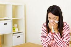 Sering Bersin dan Pilek di Pagi Hari, Bisa Jadi Rinitis Alergi