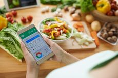5 Rekomendasi Aplikasi Penghitung Kalori untuk Pelaku Diet