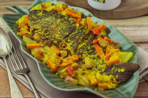 Resep Ikan Patin Acar Kuning Santan, Sajian Spesial di Akhir Pekan