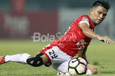 Persija Vs Borneo FC, Sandi Sute Minta Maaf atas Perilakunya
