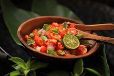 Resep Sambal Dabu-dabu, Bisa Jadi Pelengkap Sate Daging