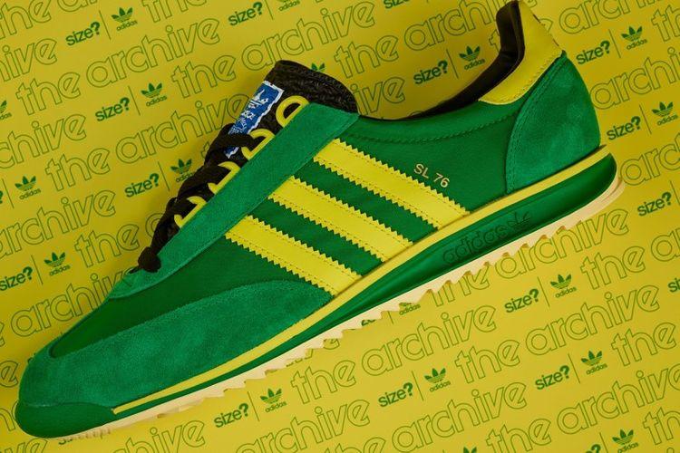 Adidas Originals x size? SL76