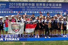 Juara Gothia Cup 2019, Asiana Soccer School Beri Kado Kemerdekaan
