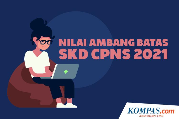 Nilai Ambang Batas SKD CPNS 2021