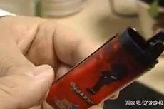 Pria di China Telan Korek Api Saat Sedang Minum-minum
