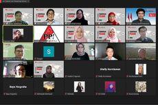 Indonesia Emas Berkelanjutan 2045, Kumpulan Pemikiran Pelajar Indonesia Sedunia