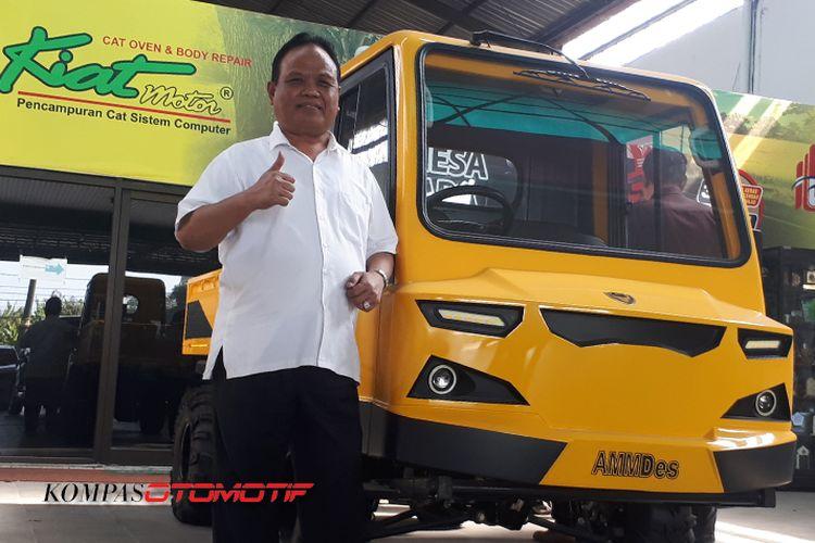 Sukiat pelopor Esemka era Jokowi