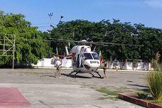 Dukung Pariwisata Premium Labuan Bajo, BNPB Serahkan 1 Unit Helikopter