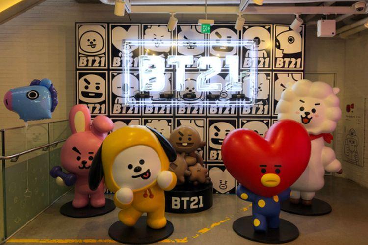 ILUSTRSI - Belanja fankit Kpop di Korea Selatan